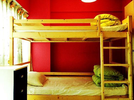 Cici's House : beds