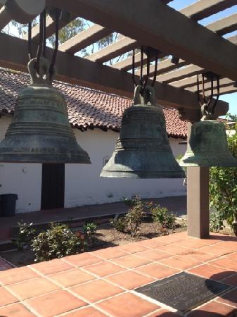Mission San Luis Obispo de Tolosa: Mission Bells