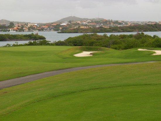 Old Quarry Golf Course: Man darf sich von der Aussicht nicht ablenken lassen