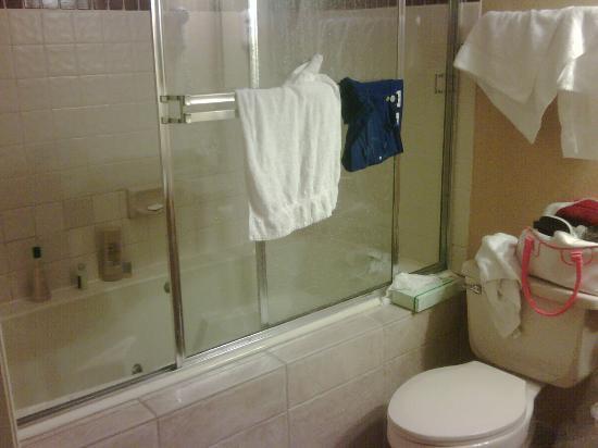 Legacy Vacation Resorts-Lake Buena Vista: Este es el baño que me dieron, por cierto muy peligroso para entrar y ya viejo