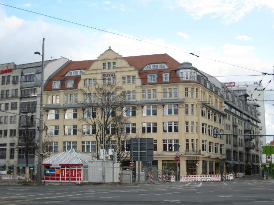 Hotel Royal International Leipzig Bewertung