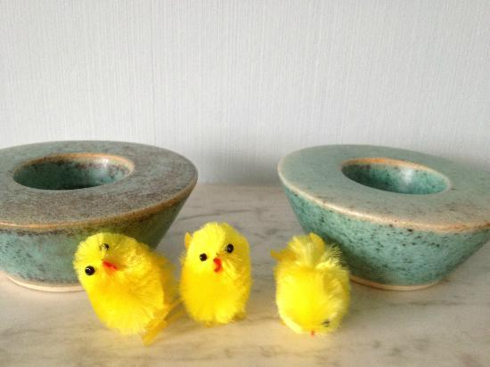 Saxon Villa: Lovely Easter touch