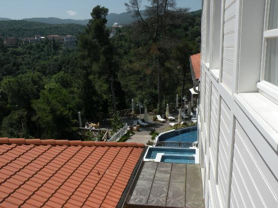 Limak Thermal Boutique Hotel: the view