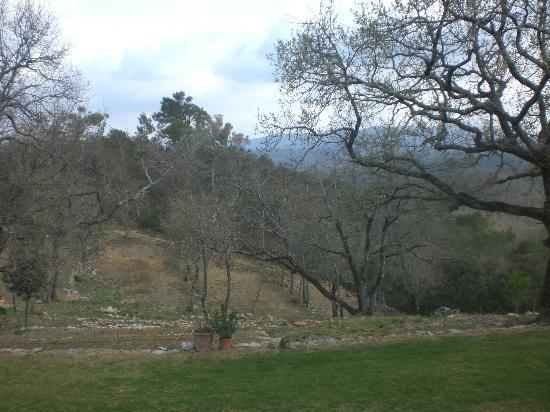 Bellone en Provence : vue panoramique