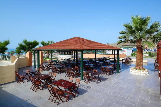 Hotel Sun Beach Lindos Picture