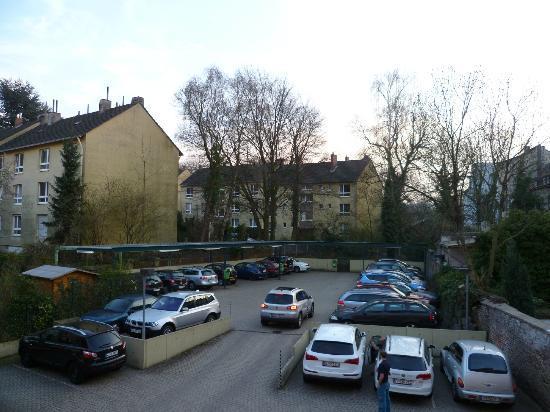 IBIS Aachen Marschiertor: Parkplatz