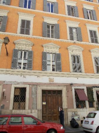 La Residenza dell'Angelo: Palazzo della residenza