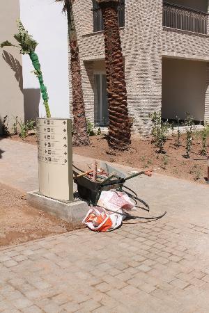 Hotel Riu Palace Tikida Agadir : et encore des crasses
