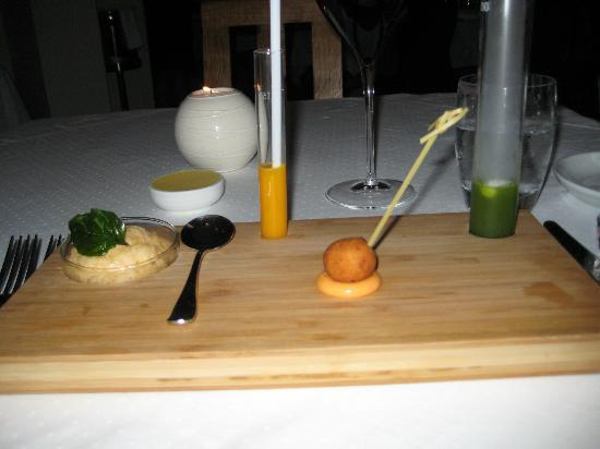Ryan's Kitchen: Something from the chef's lab :-)