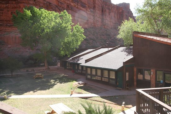 Supai, AZ : The lodge