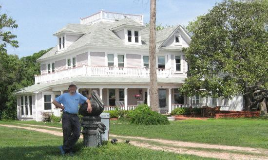 The Peaceful Pelican Bed & Breakfast : Texpert at PP B&B