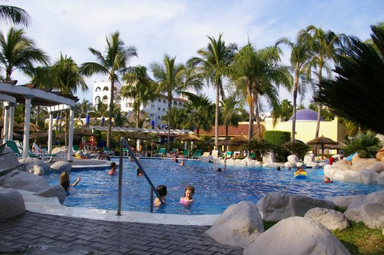 ClubHotel RIU Jalisco: Children's Pool Area