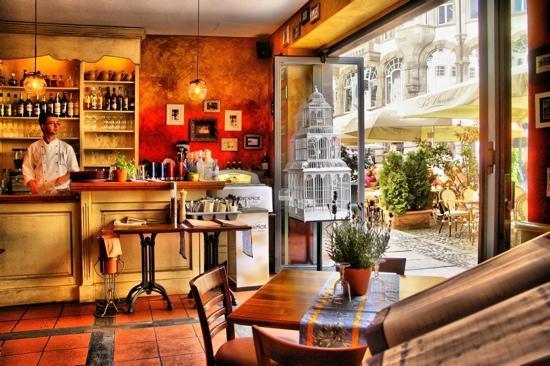 Retrostil Picture Of La Provence Leipzig Leipzig Tripadvisor