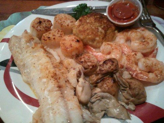 Seafood Restaurants In Tappahannock Va