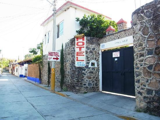 Hotel Quinta Paraiso Cocoyoc: Entrance