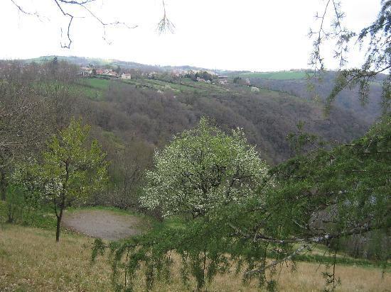 vallée du viaur à pampelonne