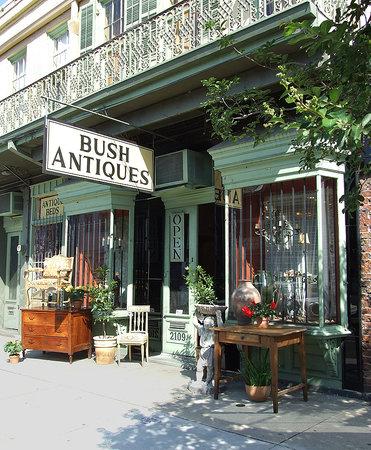 Bush Antiques