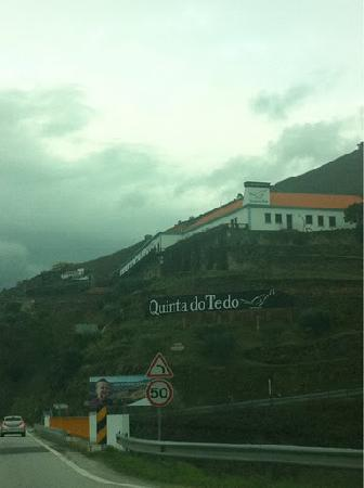 Quinta do Tedo: The winery/BnB