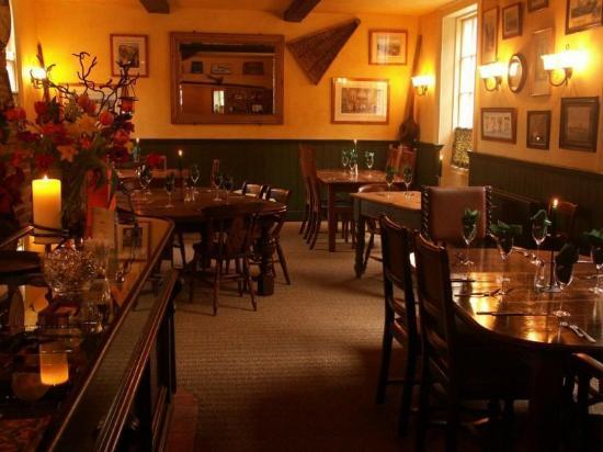 The Three Horseshoes Inn: Dining Room