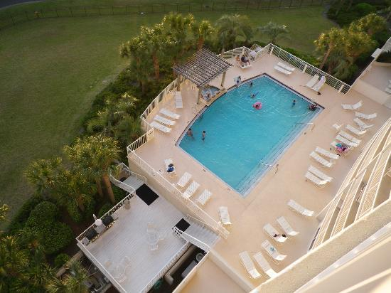 Resorts of Pelican Beach: Pool at the Terrace building