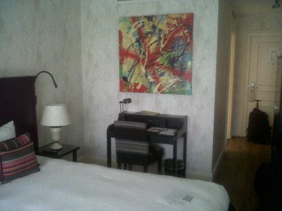 Sandton Grand Hotel Reylof: room
