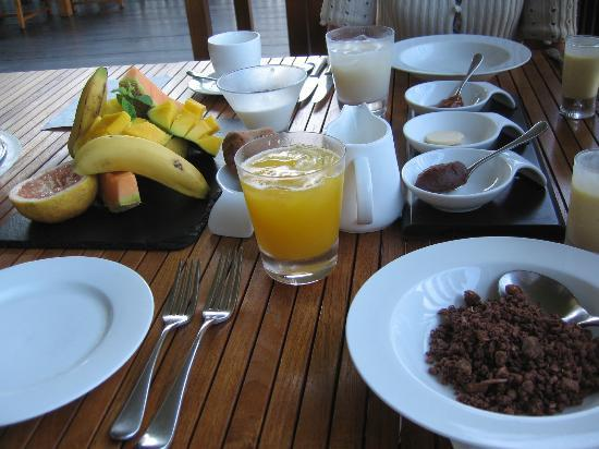 Boucan by Hotel Chocolat: Fab breakfast