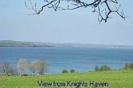 View from Knights Haven