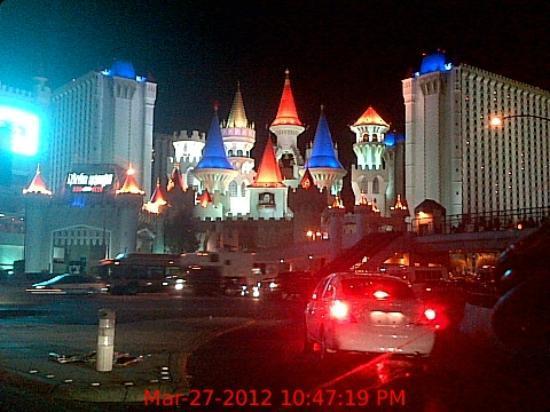 Casino next to luxor