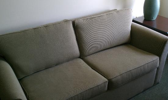 Extended Stay America - Columbia - Northwest/Harbison: COUCH