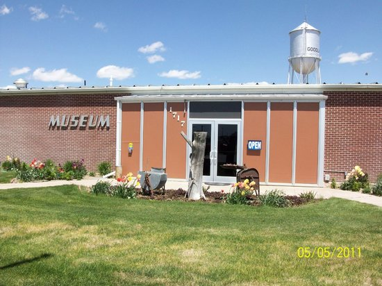 Goodland, KS: High Plains Museum: Open Mon, Wed - Sat. 9am-5pm