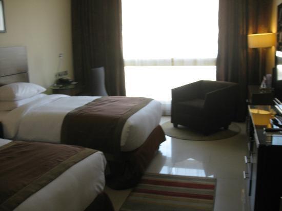 DoubleTree by Hilton Hotel Aqaba: Habitación