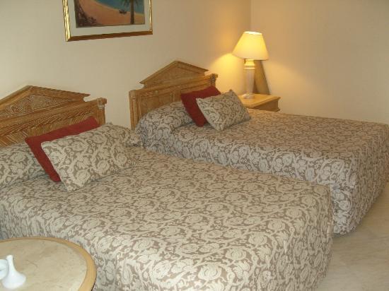 Iberotel Palace : la chambre