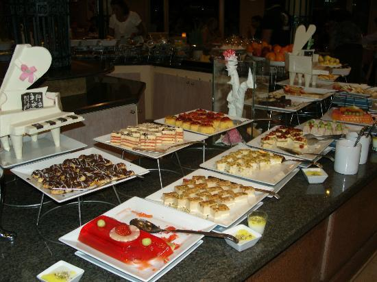 Iberotel Palace : les patisseries