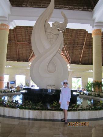 Grand Bahia Principe Coba: Lobby Akumal