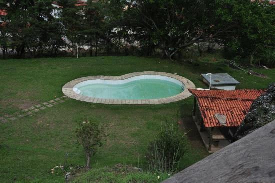 Pousada do Castelinho: piscina
