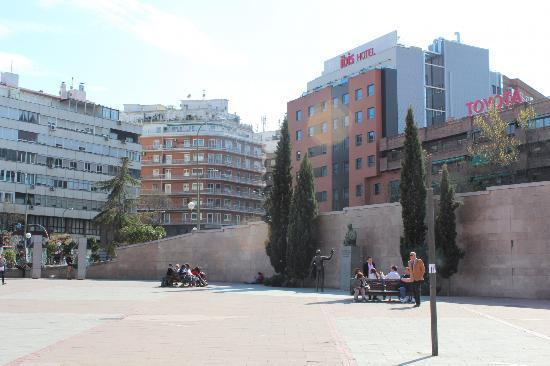 Hotel Ibis Madrid Centro Las Ventas Madrid Spain