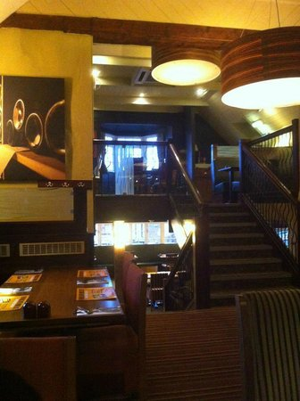 Restaurants Near Holiday Inn Express Southampton West