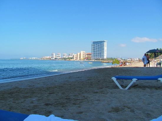 Hacienda Buenaventura Hotel & Mexican Charm All Inclusive: vue de la plage