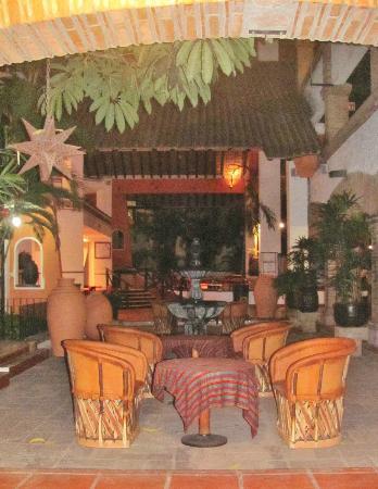 Hacienda Buenaventura Hotel & Mexican Charm All Inclusive: Dans le lobby