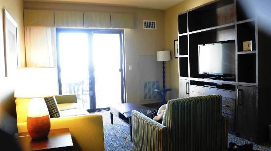 Navy Lodge North Island Naval Air Station: Nice new rooms