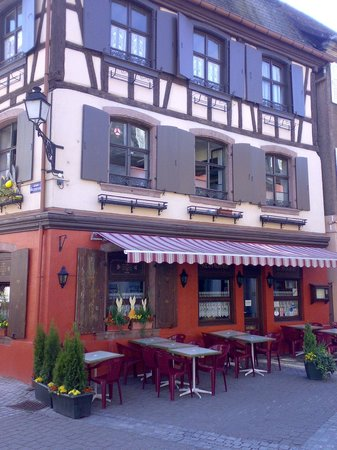 Ribeauville, Frankrijk: Restaurant La Flammerie (à mettre comme photo de l'établissement