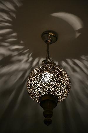Riad Porte Royale: Slaapkamer detail