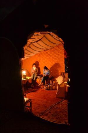 Riad Porte Royale: Berber tent