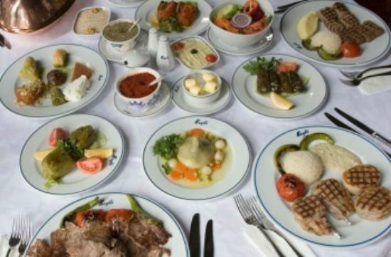 Beyti Restaurant: A classic meal at Beyti