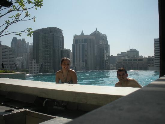 Sivatel Bangkok: foto piscina
