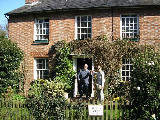 Birling House B & B: La casa