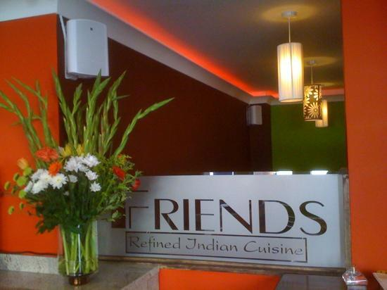 Friends Refined Indian Cuisine