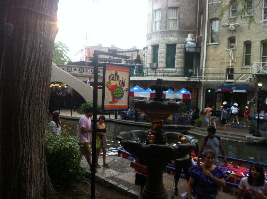 Cafe Ole San Antonio