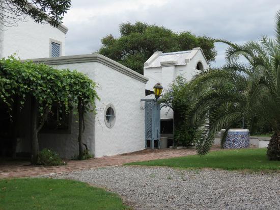 Posada de Campo Gondwana: Casco