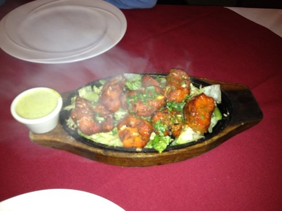 The Bombay Grill: Amazing Fish Tikka